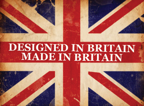 Made in Britain British Flag
